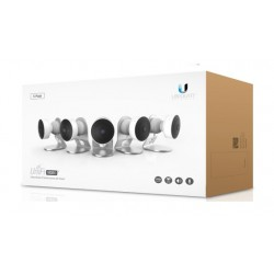 Ubiquiti UVC-G3-MICRO-5 1080p Network IR Indoor Specialty Ball Camera, 2.7mm Lens, 5-Pack