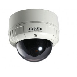 CNB VCB-24VD BLUE-i INDOOR DOME (100mm) - 580TVL WDR, 0.0002LUX (DSS On, B/W) with X-WDR up to 60 dB