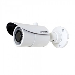 Speco VLB1TW 2MP 2.8-12mm IR Outdoor Bullet Camera - White