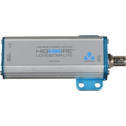 Veracity VLS-1N-LC HIGHWIRE Long-Range Ethernet Over Coax