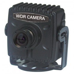 Speco WDR705H 960H Indoor Day/Night WDR Mini Square Camera, 4mm