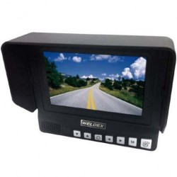 "Weldex WDRV-7041M 7"" Color LCD Backup Monitoring System"