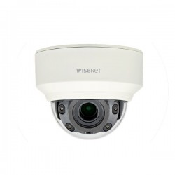 Samsung XND-L6080RV 2 Megapixel Network IR Vandal Dome Camera, 3.2 ~ 10mm Lens