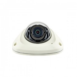 Samsung XNV-6012 2 Megapixel Network Outdoor Corner/Wedge Camera, 2.4mm Lens