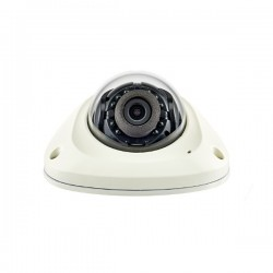 Samsung XNV-6022R 2 Megapixel Network IR Outdoor Corner/Wedge Camera, 3.6mm Lens