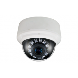 Ganz Z8-D2V 1080p AHD Indoor Hybrid IR Dome Camera, 2.8-12mm Lens