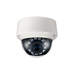 Ganz Z8-VD2V 1080p AHD Outdoor Hybrid IR Dome Camera, 2.8-12mm Lens