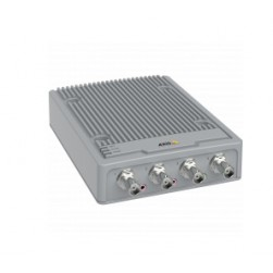 Axis 01680-001 4-Channel Video Encoder with HD Analog Support