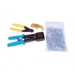 Platinum Tools 100016 EZ-RJPRO HD Termination Kit