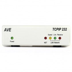 American Video Equipment 101002 TCP/IP-ATM TCPIP Adapter