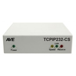 American Video Equipment 101004 TCPIP232 Client Server N/W Interface