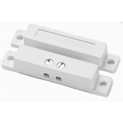 GE 1138T-N Surface Mount Terminal Contact, Closed Loop, White, 1in Gap