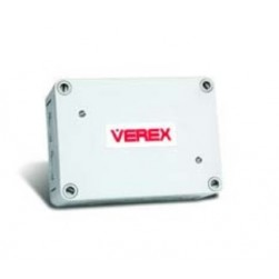 Interlogix 120-0850 433 MHz Wireless Receiver with Wiegand Output, 3 Second Delay on Red + Blue Button