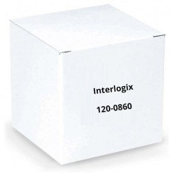 Interlogix 120-0860 433MHz Wireless Receiver with Wiegand Output, 3 Second Delay on Red Plus Blue Button