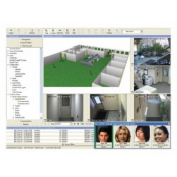 Interlogix 120-8601 Director Prime Management Software