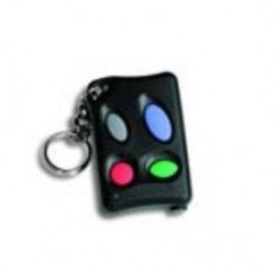 Interlogix 120-0854 Wireless 4-Button FOB, Programmable Wiegand Output