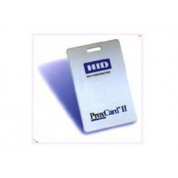 Interlogix 16-1006 HID ProxCard II Cards, Proprietary Format, Qty 25, Per Pack of 25