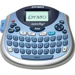 Dymo 1733011 Letratag LT-100T Personal Label Maker Qwerty