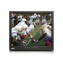 Orion 17RTC 17-inch Premium Series LCD CCTV Metal Cabinet Monitor