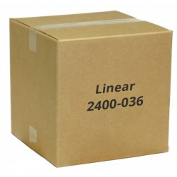 Linear 2400-036 Washer 6-32 Lock External Tooth
