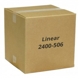 Linear 2400-506 1/2 Flat Washer, Grade 8