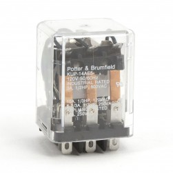 Linear 2500-542 Relay 115VAC, 3 PDT
