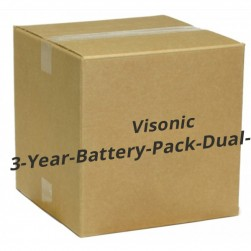 Visonic 3-Year-Battery-Pack-Dual-3V-Lith Pircam Standard 3 Year Battery Pack, Dual 3V Lithium