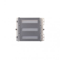 Comelit 33434M iKall Series 4-Button Module for Simplebus & VIP System