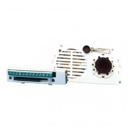 Comelit 4680C Audio/Video unit with color camera for Simplebus cabling