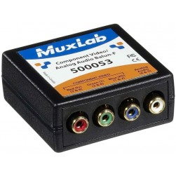 Muxlab 500053 Component Video/Analog Audio Balun