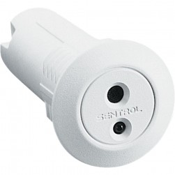 Interlogix 5822A-W Recessed ShatterPro Acoustic Glassbreak Sensor