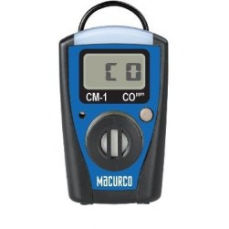 Macurco CM-1 CO Single Gas Monitor