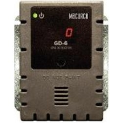 Macurco GD-6 Combustible Fixed Gas Detector Controller and Transducer