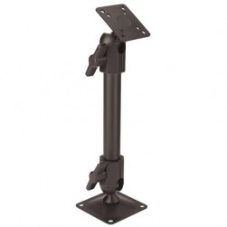 Panavise 727-09SF Small Foot Slimline Pedestal Mount, 9-inch