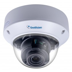 Geovision GV-TVD4700 4MP H.265 Low Lux WDR IR Vandal Proof IP Dome