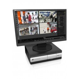 American Dynamics ADVED02N0H4B VideoEdge Desktop Hybrid w/8 Channels
