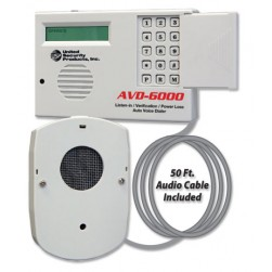 USP AVD-6000 Auto Voice Dialer w/ Verification Speaker, Power Loss