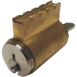 Yale AYRL-SCKD-03 Schlage-Style Cylinder for Lever Locks (Brass)