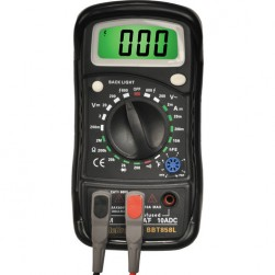 Triplett BBT858L Digital Multimeter with Temperature Probe