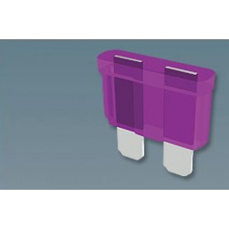 Altronix BF3 Blade Fuse 3 amp (Violet) Package of 25