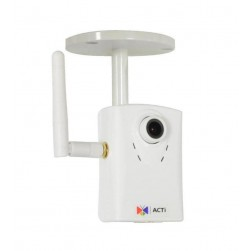 ACTi C11W 1.3MP Wireless Cube with Basic WDR Fixed Lens