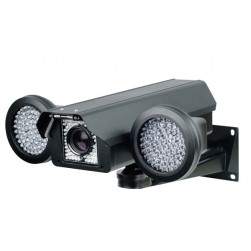COP-USA CHLP120IR-SDI HD-SDI Outdoor IR License Plate Camera