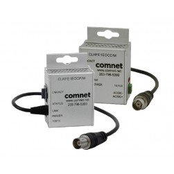 Comnet CLRFE1EOCP/M Miniature 1-Ch Ethernet-over-COAX PoE Powered