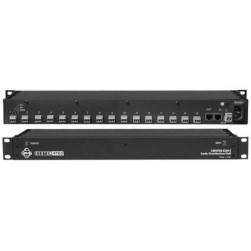 Pelco CM9760-CDU-T CM9760 Matrix Code Distribution Unit