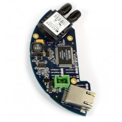 ComNet CNFE1005S2-A In-dome Ethernet to Fiber Converter