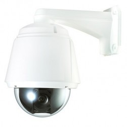 Cantek Plus CTP-PP72X10W 1080p Indoor/Outdoor Dome Camera 10x Lens