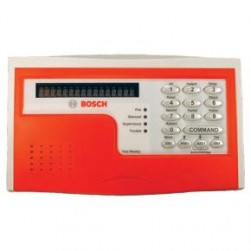 Bosch D1255RB Full Function Fire Keypad w/Vaccum Fluorescent Display