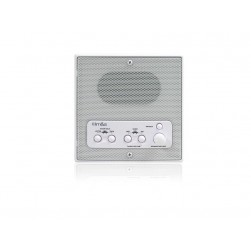 Linear DMC1RS Indoor Room Station with Remote Scan and Master Volume, White