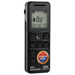 KJB DR8000 Easy Voice Recorder, 8GB