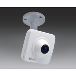 ACTi E16 10Mp WDR Network Fisheye Cube Camera